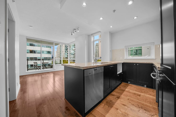 609 821 CAMBIE STREET - Downtown VW Apartment/Condo for sale, 1 Bedroom (R2620413)