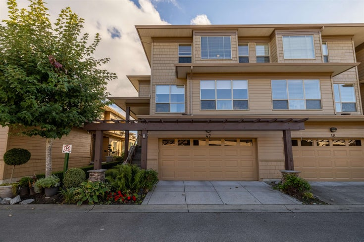 47 16655 64 AVENUE - Cloverdale BC Townhouse for sale, 3 Bedrooms (R2620444)