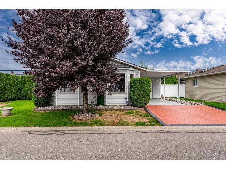 92 45918 KNIGHT ROAD - Sardis East Vedder Rd House/Single Family for sale, 2 Bedrooms (R2620464)