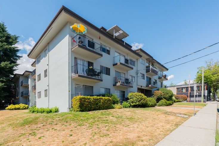305 611 BLACKFORD STREET - Uptown NW Apartment/Condo for sale(R2620474)