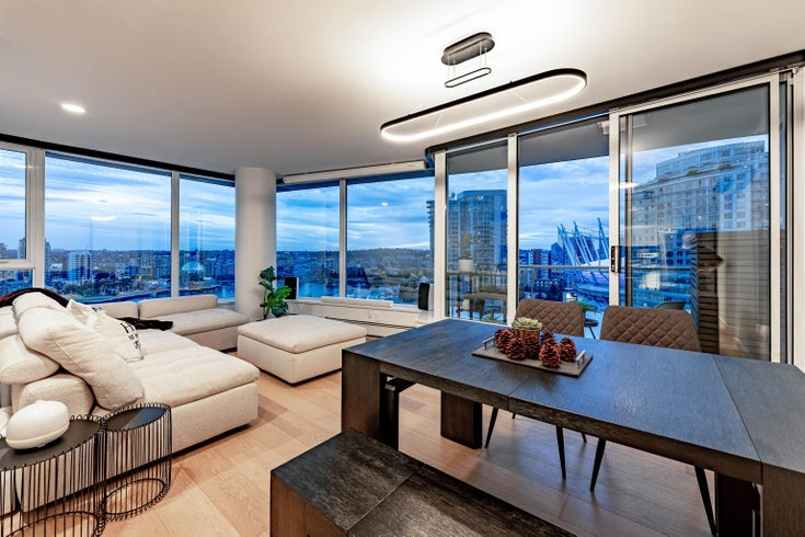 2505 689 ABBOTT STREET - Downtown VW Apartment/Condo for sale, 2 Bedrooms (R2620497)