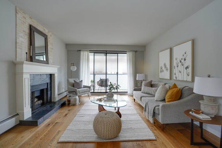 303 308 W 2ND STREET - Lower Lonsdale Apartment/Condo for sale, 2 Bedrooms (R2620522)
