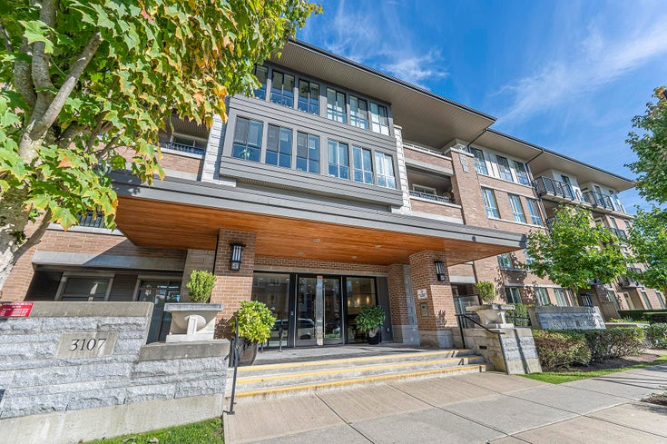 318 3107 WINDSOR GATE - New Horizons Apartment/Condo for sale, 2 Bedrooms (R2620535)