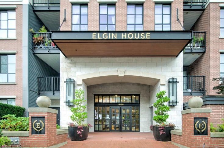 434 15168 33 AVENUE - Morgan Creek Apartment/Condo for sale, 2 Bedrooms (R2620541)