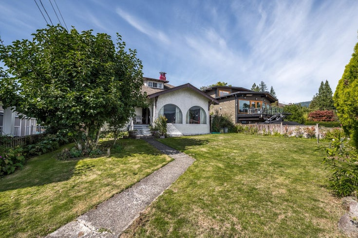 525 BEACHVIEW DRIVE - Dollarton House/Single Family for sale, 3 Bedrooms (R2620575)