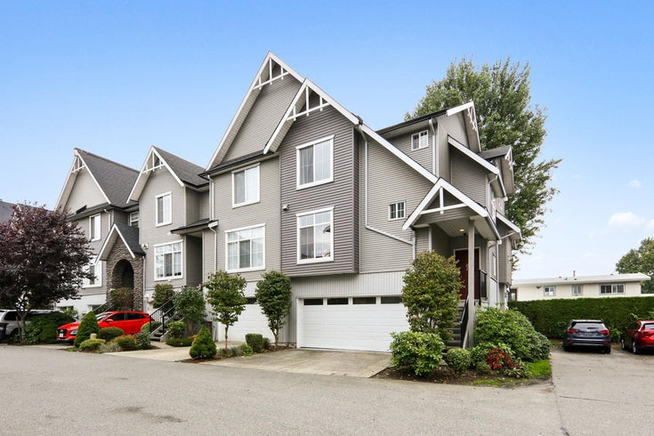 81 8881 WALTERS STREET - Chilliwack E Young-Yale Townhouse for sale, 2 Bedrooms (R2620581)