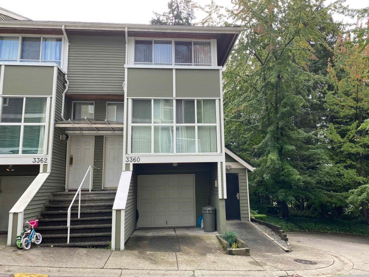 3360 COBBLESTONE AVENUE - Champlain Heights Townhouse for sale, 3 Bedrooms (R2620593)