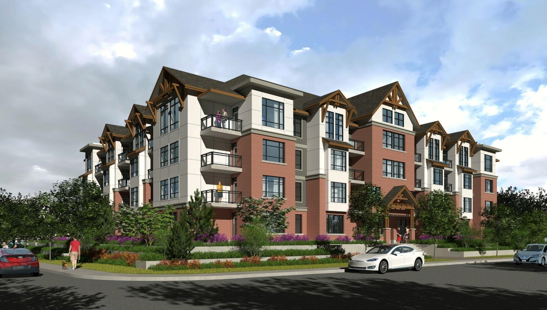 316 19945 BRYDON CRESCENT - Langley City Apartment/Condo for sale, 2 Bedrooms (R2620603) - #1