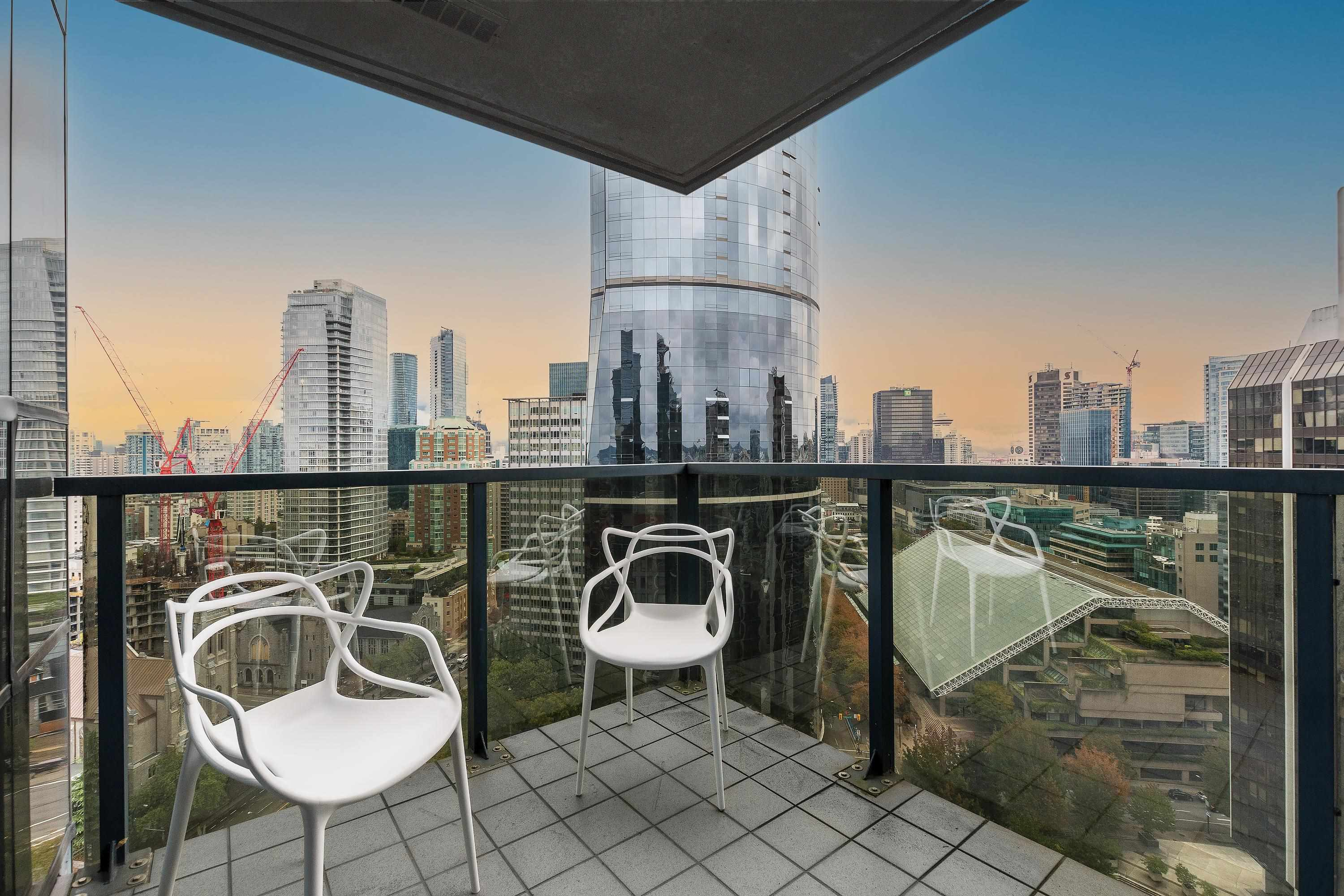2505 1050 BURRARD STREET - Downtown VW Apartment/Condo for sale, 2 Bedrooms (R2620612) - #1
