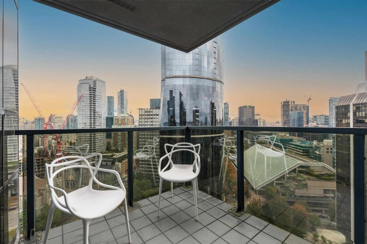 2505 1050 BURRARD STREET - Downtown VW Apartment/Condo for sale, 2 Bedrooms (R2620612)