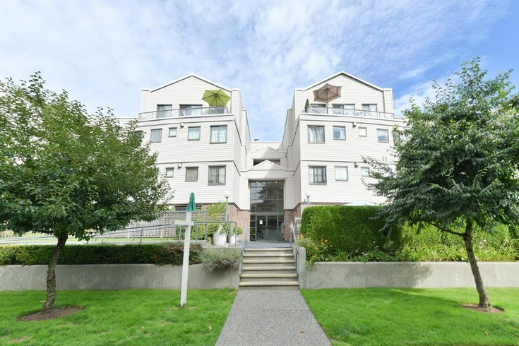 107 2357 WHYTE AVENUE - Central Pt Coquitlam Apartment/Condo for sale, 1 Bedroom (R2620635)