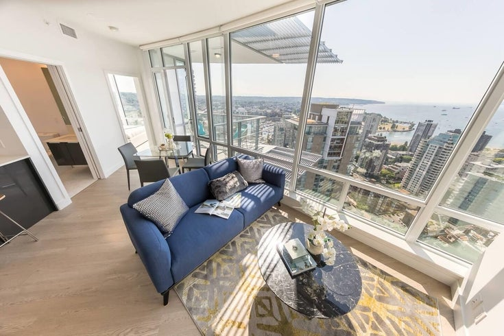 3808 1283 HOWE STREET - Downtown VW Apartment/Condo for sale, 2 Bedrooms (R2620648)