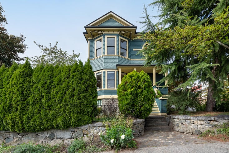 815 MILTON STREET - Uptown NW House/Single Family for sale, 3 Bedrooms (R2620655)