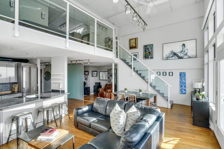 603 28 POWELL STREET - Downtown VE Apartment/Condo for sale, 2 Bedrooms (R2620664)