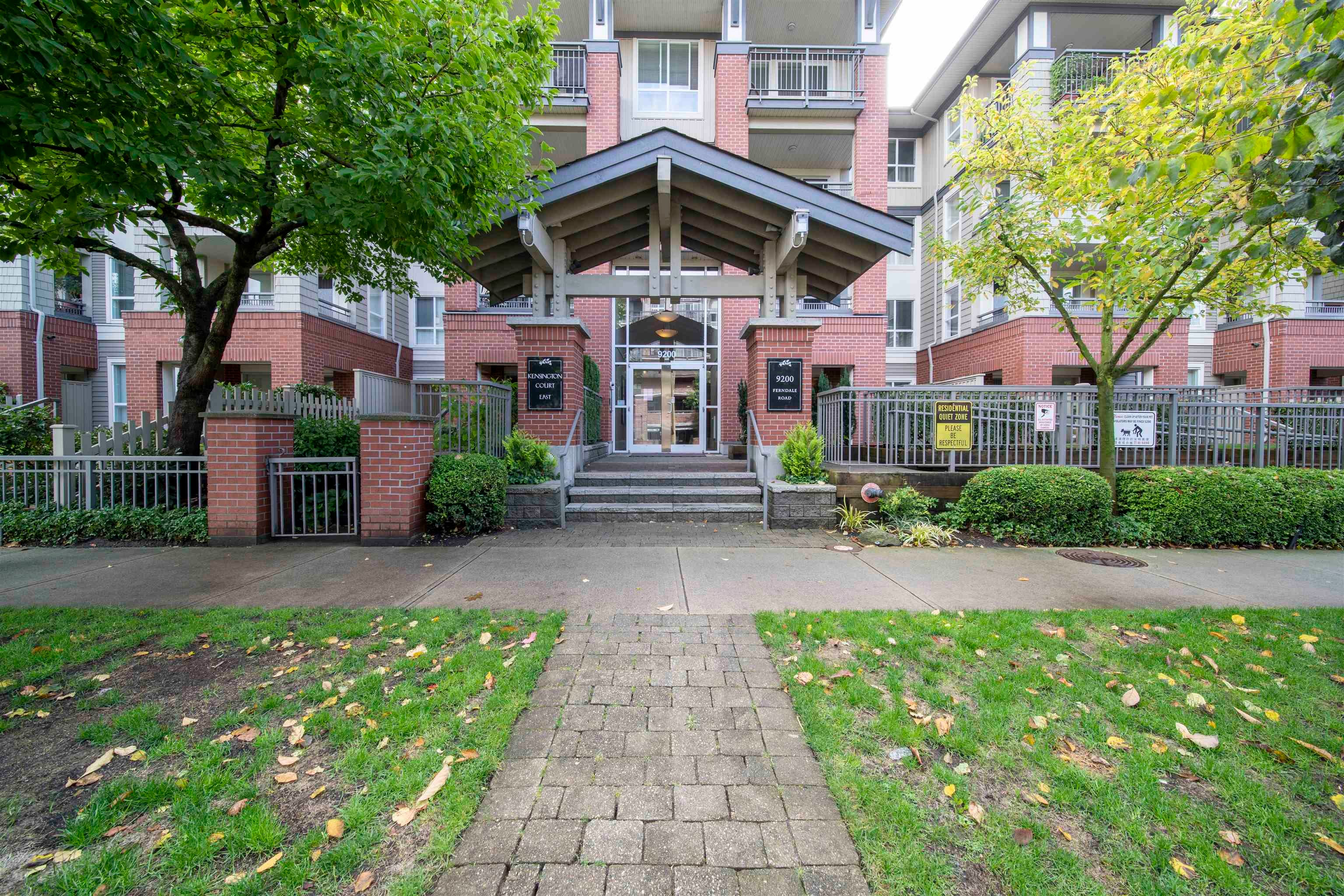 221 9200 FERNDALE ROAD - McLennan North Apartment/Condo for sale, 1 Bedroom (R2620688)