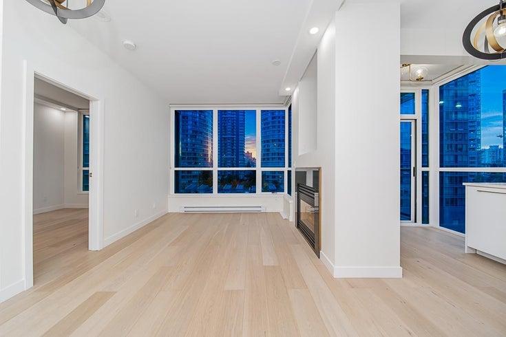 804 1239 W GEORGIA STREET - Coal Harbour Apartment/Condo for sale, 2 Bedrooms (R2620699)