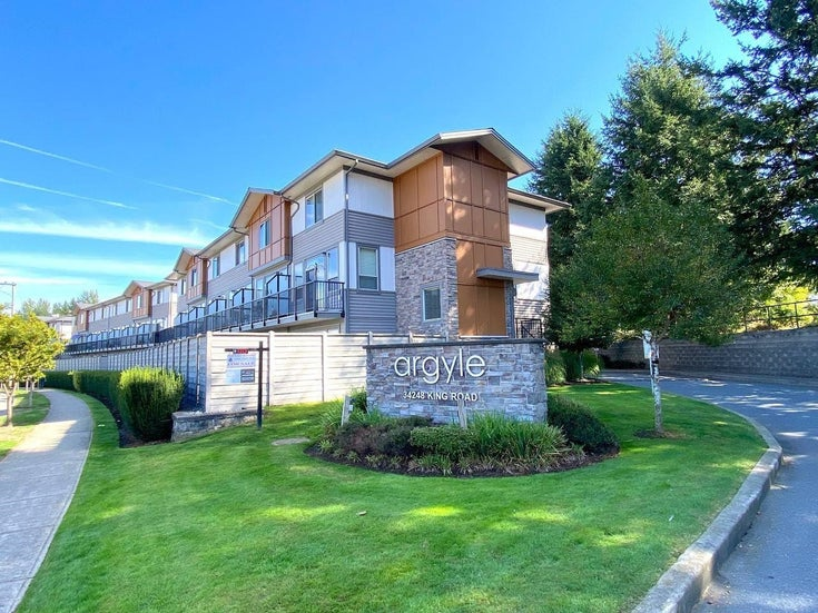 65 34248 KING ROAD - Poplar Townhouse for sale, 2 Bedrooms (R2620723)