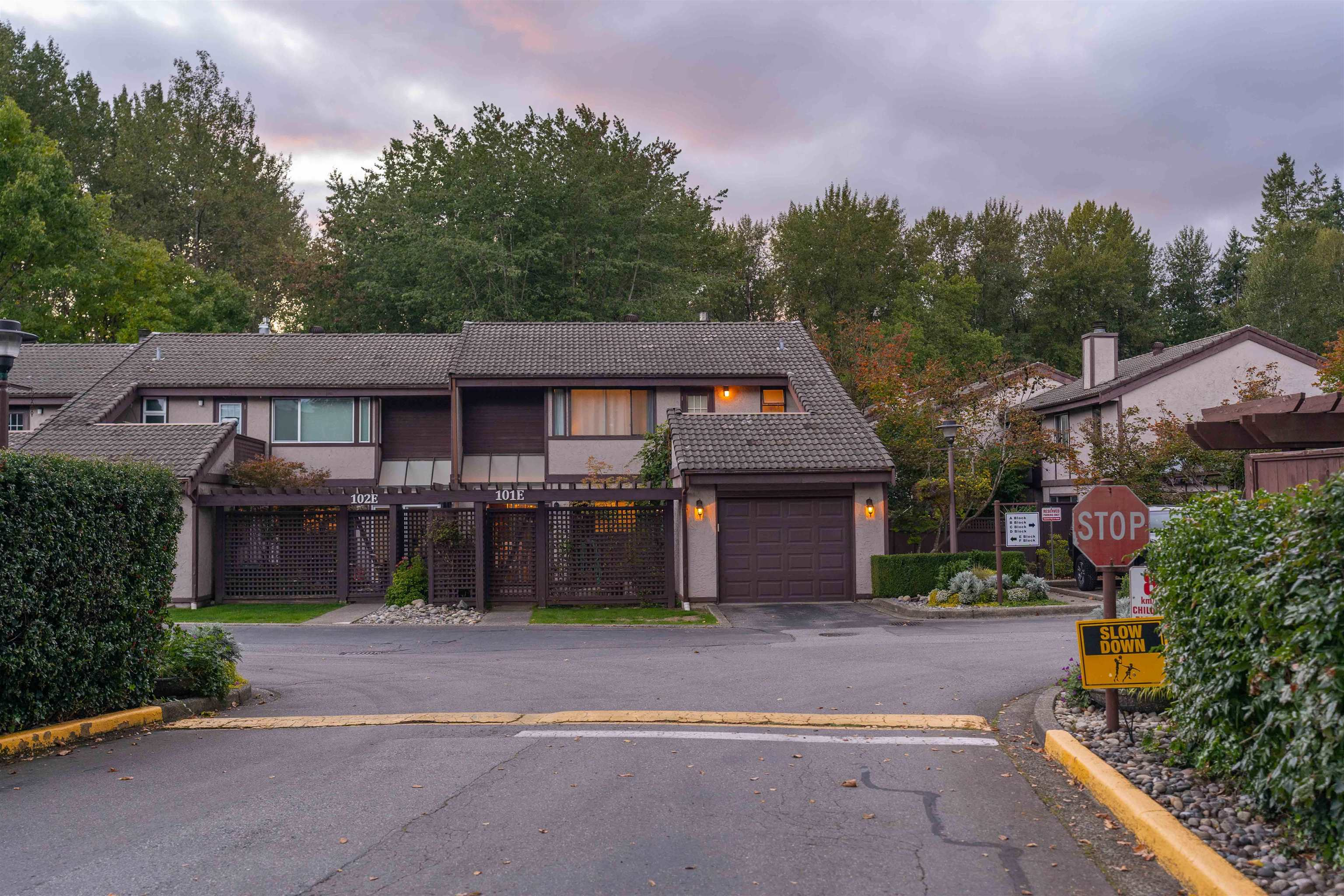 101E 3655 SHAUGHNESSY STREET - Glenwood PQ Townhouse for sale, 3 Bedrooms (R2620729) - #1