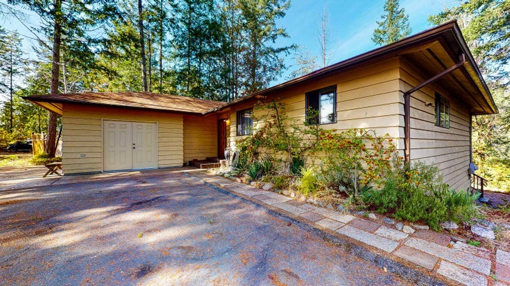 5002 PANORAMA DRIVE - Pender Harbour Egmont House/Single Family for sale, 2 Bedrooms (R2620734)