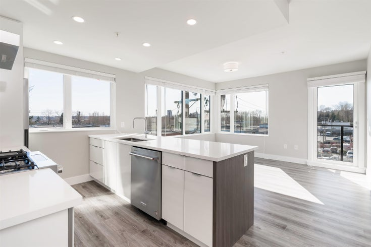 312 1496 CHARLOTTE ROAD - Lynnmour Apartment/Condo for sale, 2 Bedrooms (R2620763)