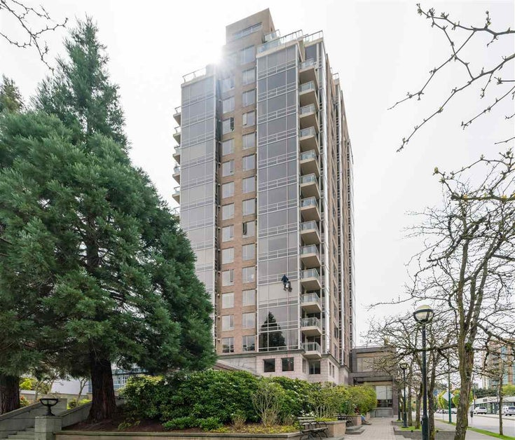502 1590 W 8TH AVENUE - Fairview VW Apartment/Condo for sale, 2 Bedrooms (R2620811)
