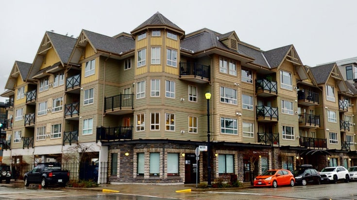 107 38003 SECOND AVENUE - Downtown SQ Apartment/Condo for sale, 1 Bedroom (R2620849)