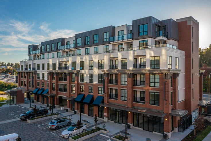 A306 20018 83A AVENUE - Willoughby Heights Apartment/Condo for sale, 2 Bedrooms (R2620857)