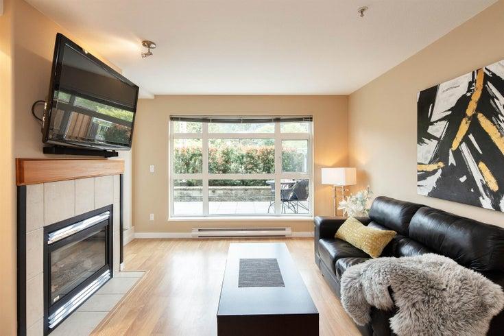 227 3122 ST JOHNS STREET - Port Moody Centre Apartment/Condo for sale, 1 Bedroom (R2620860)