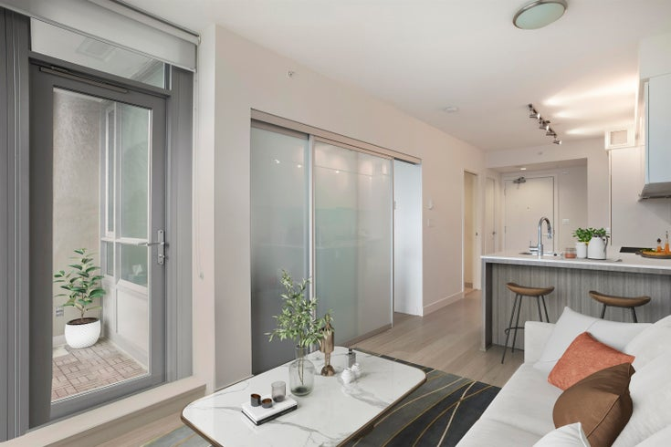 2005 1308 HORNBY STREET - Downtown VW Apartment/Condo for sale, 1 Bedroom (R2620872)