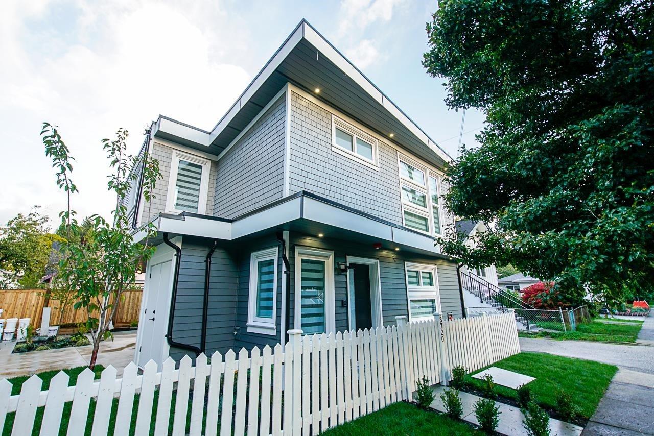 3720 WINDSOR STREET - Fraser VE Townhouse for sale, 3 Bedrooms (R2620899) - #1