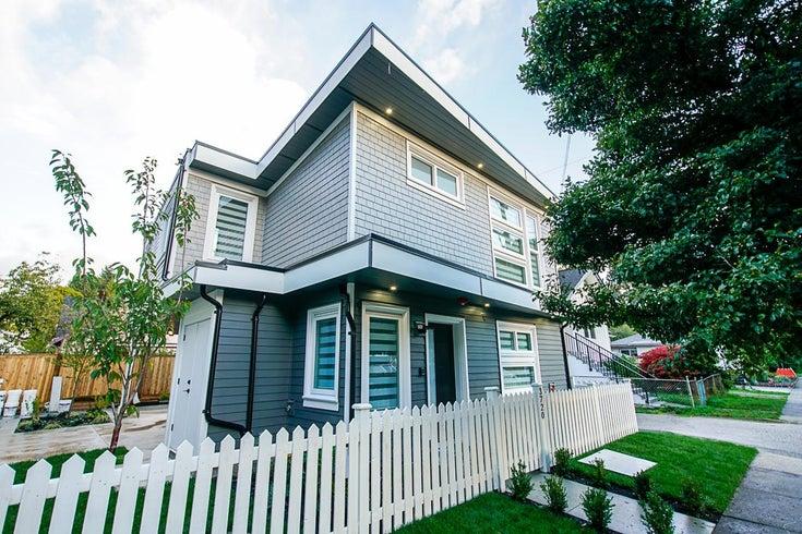 3720 WINDSOR STREET - Fraser VE Townhouse for sale, 3 Bedrooms (R2620899)