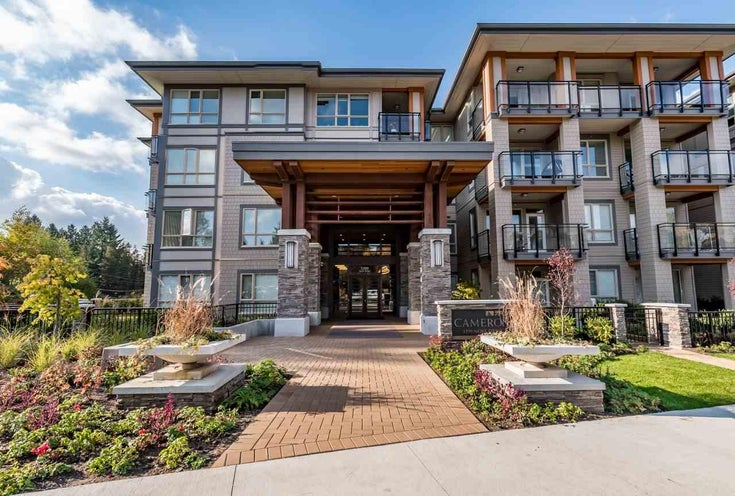 313 3399 NOEL DRIVE - Sullivan Heights Apartment/Condo for sale, 1 Bedroom (R2620901)