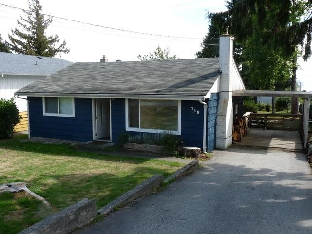 759 HILLCREST ROAD - Gibsons & Area House/Single Family for sale, 3 Bedrooms (R2620904)