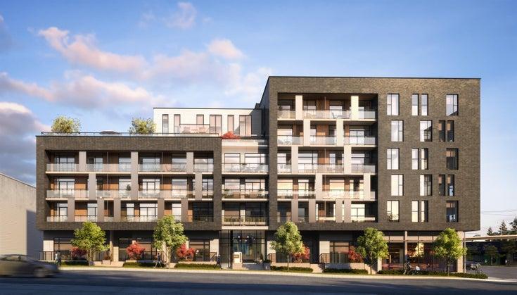 415 8888 OSLER STREET - Marpole Apartment/Condo for sale, 1 Bedroom (R2620909)