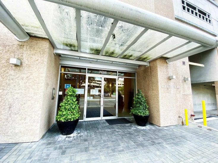 511 7888 SABA ROAD - Brighouse Apartment/Condo for sale, 1 Bedroom (R2620928)