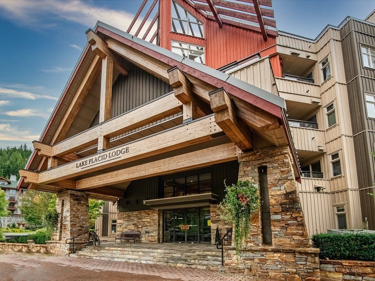 109 2050 LAKE PLACID ROAD - Whistler Creek Apartment/Condo for sale, 1 Bedroom (R2620932)