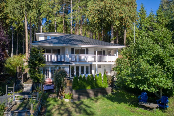 1300 GOWER POINT ROAD - Gibsons & Area House with Acreage for sale, 3 Bedrooms (R2620933)
