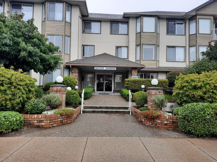 210 33401 MAYFAIR AVENUE - Central Abbotsford Apartment/Condo for sale, 2 Bedrooms (R2621026)