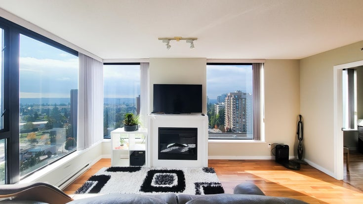 1506 7063 HALL AVENUE - Highgate Apartment/Condo for sale, 2 Bedrooms (R2621053)