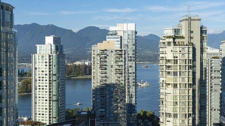 2109 1239 W GEORGIA STREET - Coal Harbour Apartment/Condo for sale, 3 Bedrooms (R2621063)