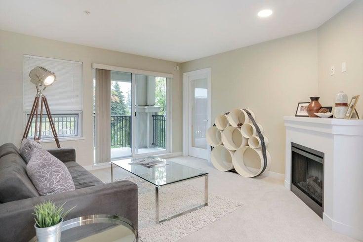 204 6800 ECKERSLEY ROAD - Brighouse Apartment/Condo for sale, 2 Bedrooms (R2621069)