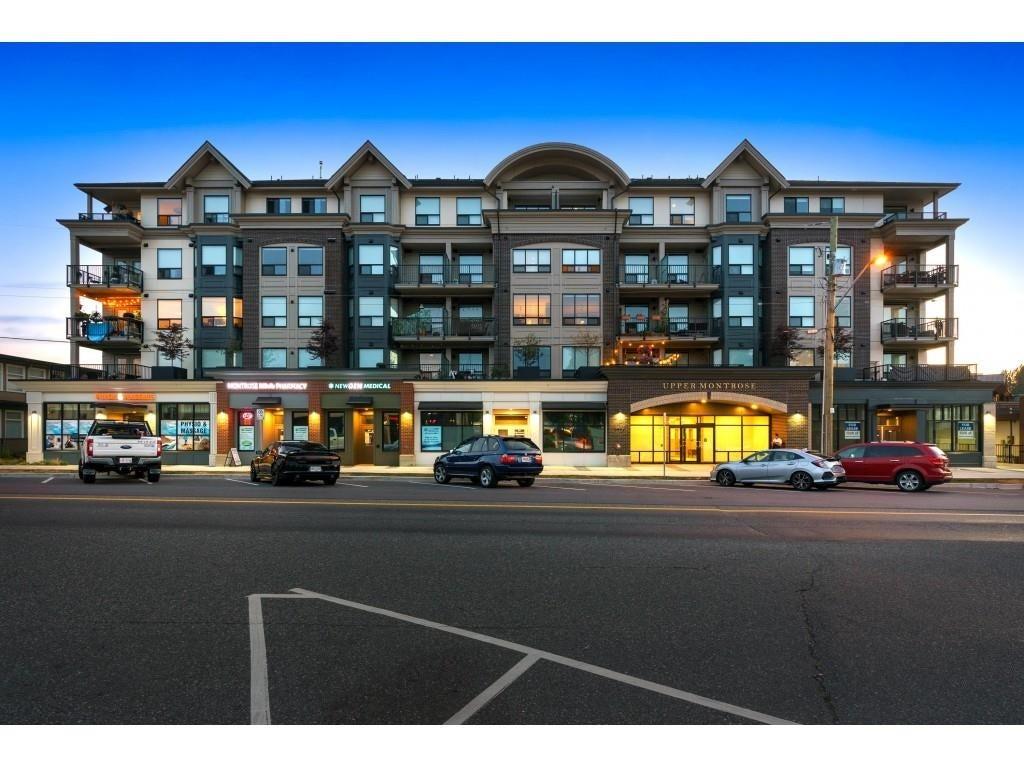 210 2493 MONTROSE AVENUE - Central Abbotsford Apartment/Condo for sale, 2 Bedrooms (R2621075) - #1