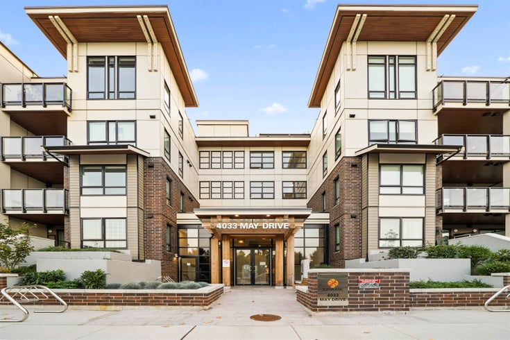 112 4033 MAY DRIVE - West Cambie Apartment/Condo for sale, 2 Bedrooms (R2621078)