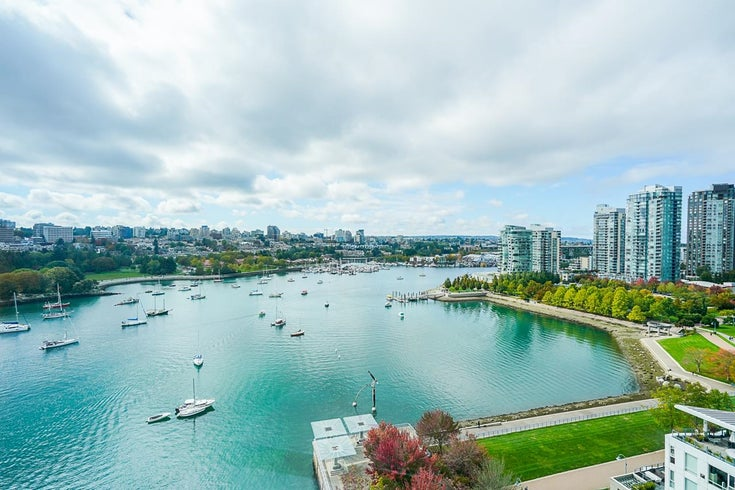 1802 1328 MARINASIDE CRESCENT - Yaletown Apartment/Condo for sale, 3 Bedrooms (R2621083)