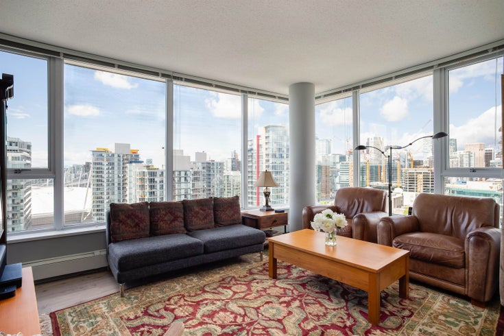 3505 689 ABBOTT STREET - Downtown VW Apartment/Condo for sale, 2 Bedrooms (R2621106)