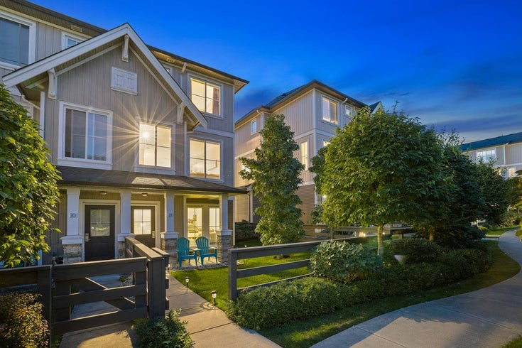 71 31032 WESTRIDGE PLACE - Abbotsford West Townhouse for sale, 2 Bedrooms (R2621111)