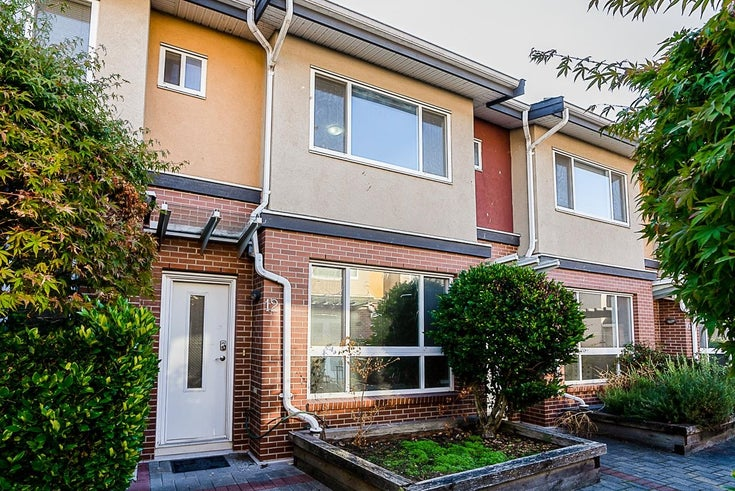 12 8088 SPIRES GATE - Brighouse Townhouse for sale, 3 Bedrooms (R2621136)