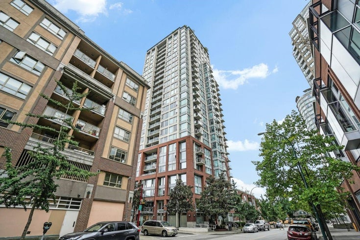 904 550 TAYLOR STREET - Downtown VW Apartment/Condo for sale, 2 Bedrooms (R2621148)