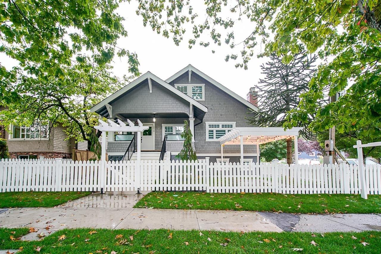 1010 E 21ST AVENUE - Fraser VE Townhouse for sale, 4 Bedrooms (R2621150) - #1