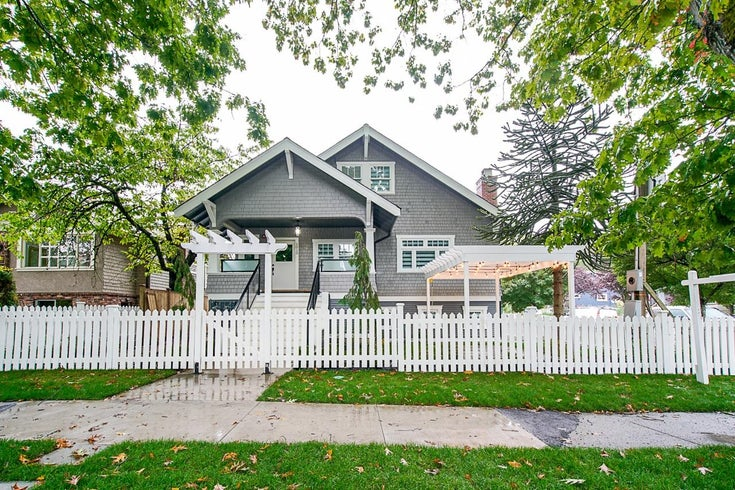1010 E 21ST AVENUE - Fraser VE Townhouse for sale, 4 Bedrooms (R2621150)